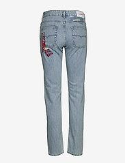 Diesel Women - NEEKHOL TROUSERS - straight jeans - denim - 1