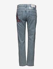 Diesel Women - NEEKHOL TROUSERS - straight jeans - denim - 6