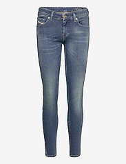 Diesel Women - SLANDY-LOW L.30 TROUSERS - slim jeans - denim - 0