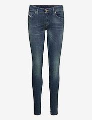 Diesel Women - SLANDY-LOW L.34 TROUSERS - slim jeans - denim - 0
