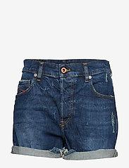 Diesel Women - DE-LOWY SHORTS - denim shorts - denim - 0