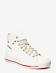 "Diesel Women - ""MAGNETE"" EXPOSURE W - sneaker mid - høje sneakers - bright white - 0"
