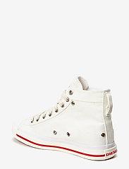 "Diesel Women - ""MAGNETE"" EXPOSURE W - sneaker mid - høje sneakers - bright white - 1"