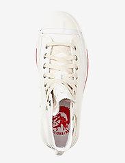 "Diesel Women - ""MAGNETE"" EXPOSURE W - sneaker mid - høje sneakers - bright white - 2"