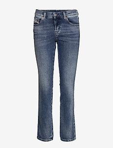 D-SANDY L.30 TROUSERS - slim jeans - denim