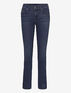 D-SANDY L.32 TROUSERS - slim jeans - denim