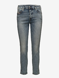 BABHILA TROUSERS - slim jeans - denim