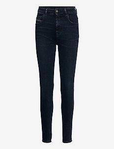D-SLANDY-HIGH  L.34 TROUSERS - skinny jeans - denim