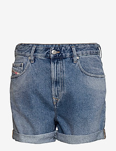 DE-REG SHORTS - DENIM