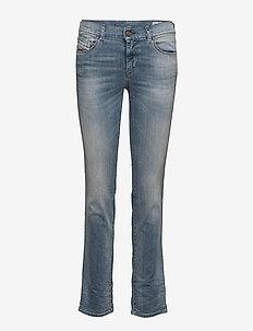 SANDY 0665W - boot cut jeans - denim