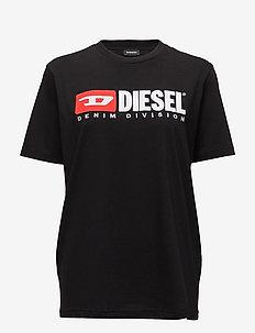T-JUST-DIVISION-FL T-SHIRT - BLACK