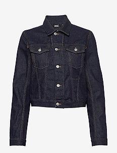DE-LIMMY JACKET - kurtki dżinsowe - denim