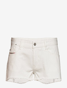 DE-RIFTY SHORTS - short en jeans - bright white