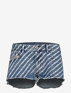 DE-RIFTY SHORTS - korte jeansbroeken - denim