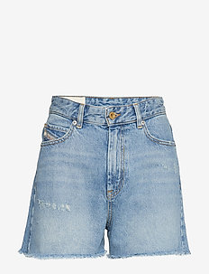 DE-EISELLE SHORTS - DENIM