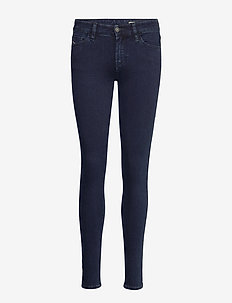 SLANDY TROUSERS - skinny jeans - denim