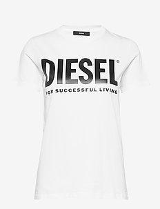 T-SILY-WX T-SHIRT - t-shirts - bright white