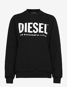 F-ANG SWEAT-SHIRT - sweatshirts - black