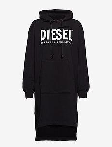 D-ILSE-T DRESS - BLACK