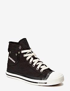 """MAGNETE"" EXPOSURE W - sneaker mid - BLACK"