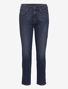 D-JOY L.30 TROUSERS - mom jeans - denim