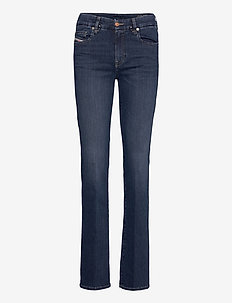 D-SLANDY-B - slim jeans - blue denim