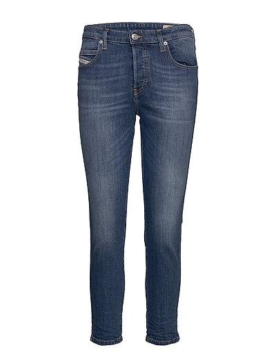 Babhila Trousers Slim Jeans Blau DIESEL WOMEN