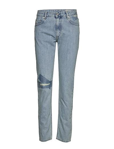 Neekhol Trousers Straight Jeans Hose Mit Geradem Bein Blau DIESEL WOMEN | DIESEL SALE