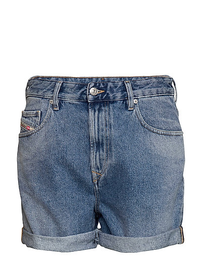 De-Reg Shorts Shorts Denim Shorts Blau DIESEL WOMEN | DIESEL SALE