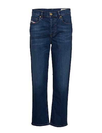 Aryel Trousers Straight Jeans Hose Mit Geradem Bein Blau DIESEL WOMEN