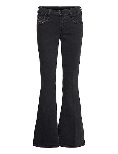 D-Ebbey Jeans Mit Schlag Schwarz DIESEL WOMEN | DIESEL SALE