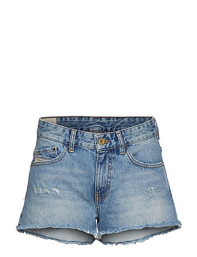 De-Rifty Shorts Shorts Denim Shorts Blau DIESEL WOMEN