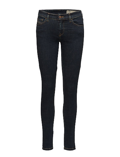 SLANDY TROUSERS - DENIM