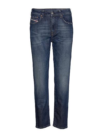 D-Joy L.32 Trousers Straight Jeans Hose Mit Geradem Bein Blau DIESEL WOMEN | DIESEL SALE