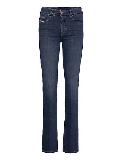 D-Slandy-B Slim Jeans Blau DIESEL WOMEN | DIESEL SALE