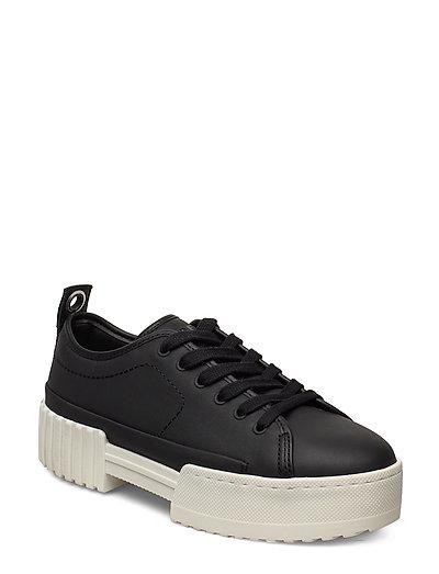 Merley S-Merley Lc - Sneakers Niedrige Sneaker Schwarz DIESEL WOMEN