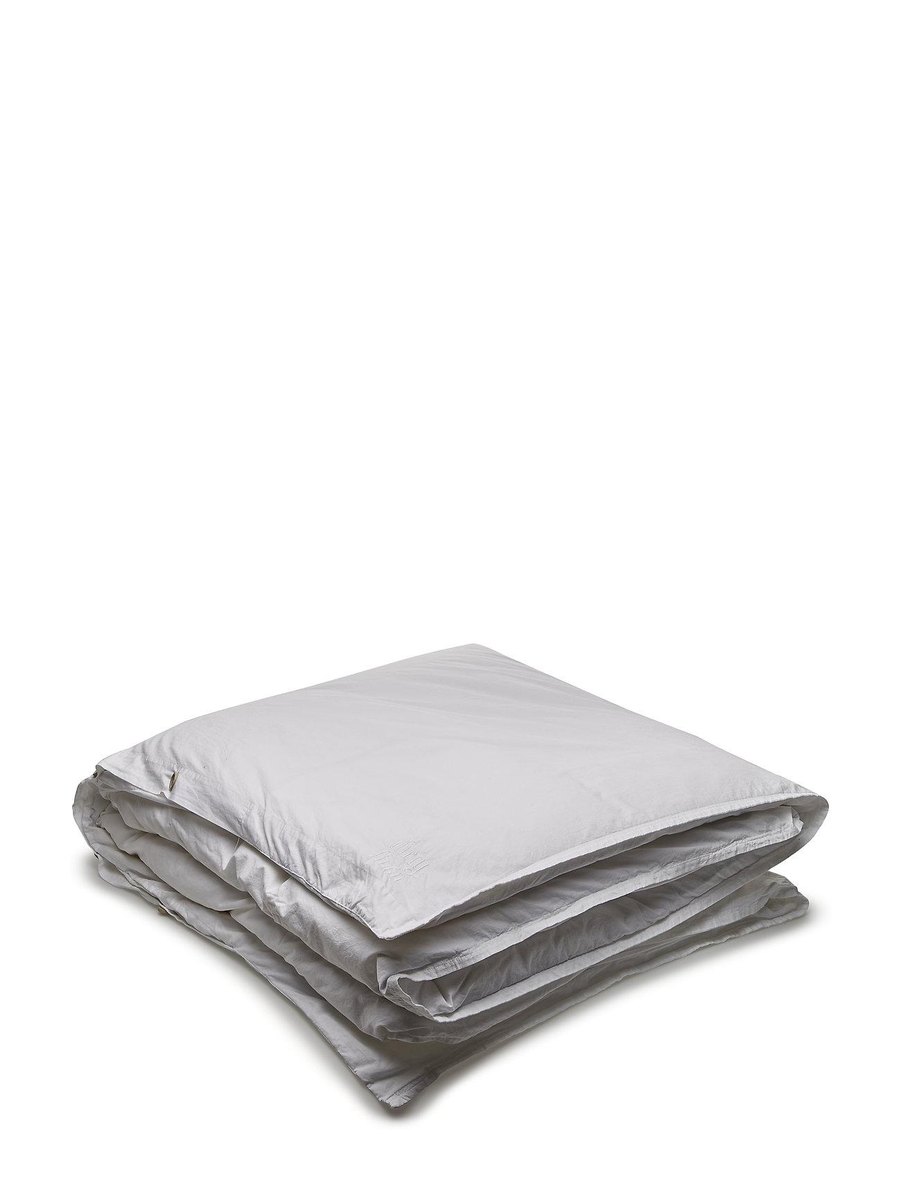 Dirty Linen Triple X duvet cover - WHITE