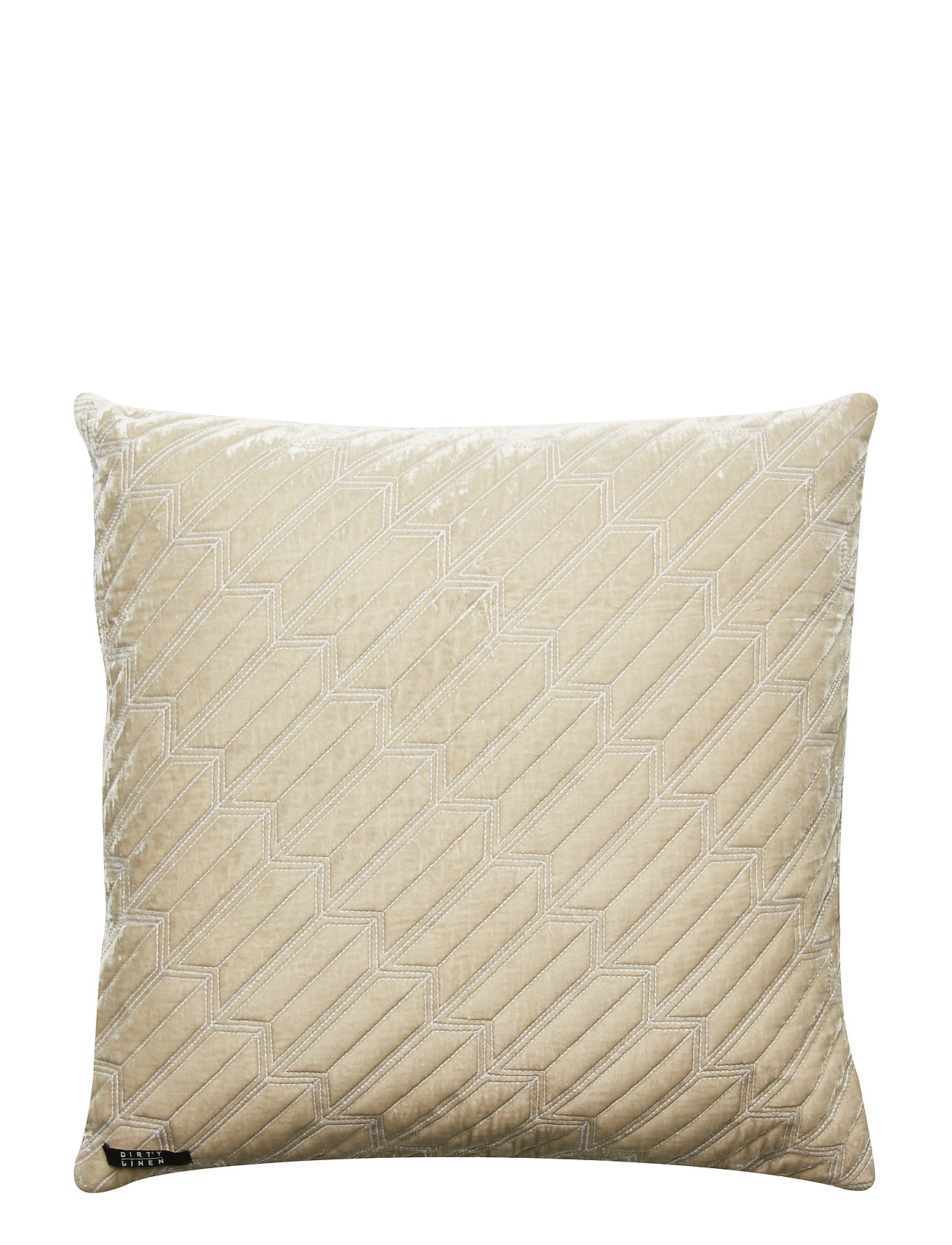 Dirty Linen Arrow Decorative Cushion - MOON