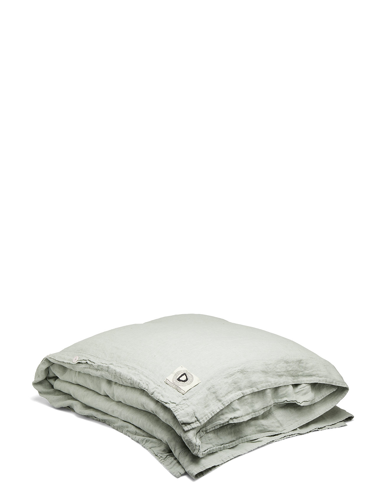 Dirty Linen Animeaux duvet cover - SALT SEA