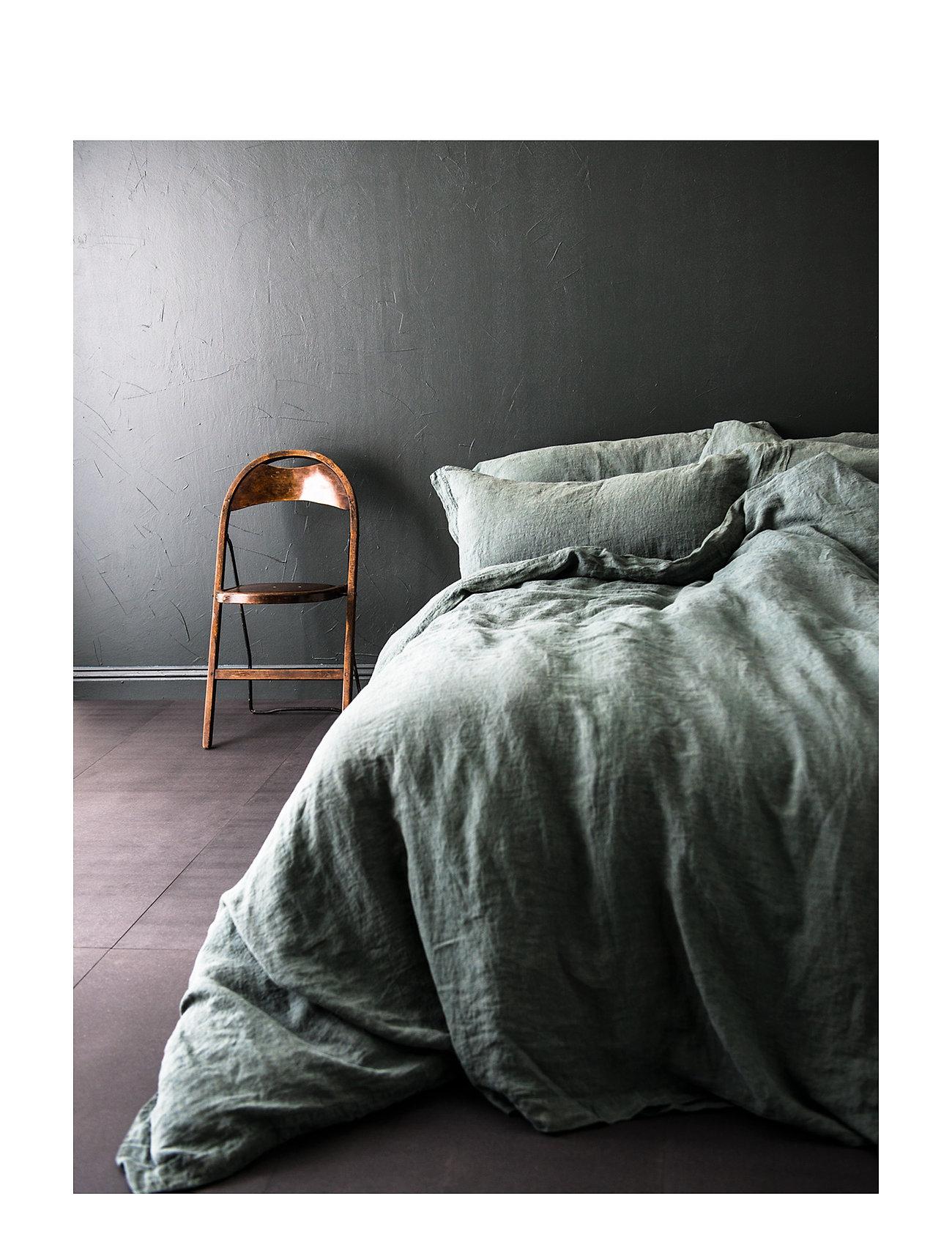 Dirty Linen - Animeaux Duvet Cover - peitot - pine