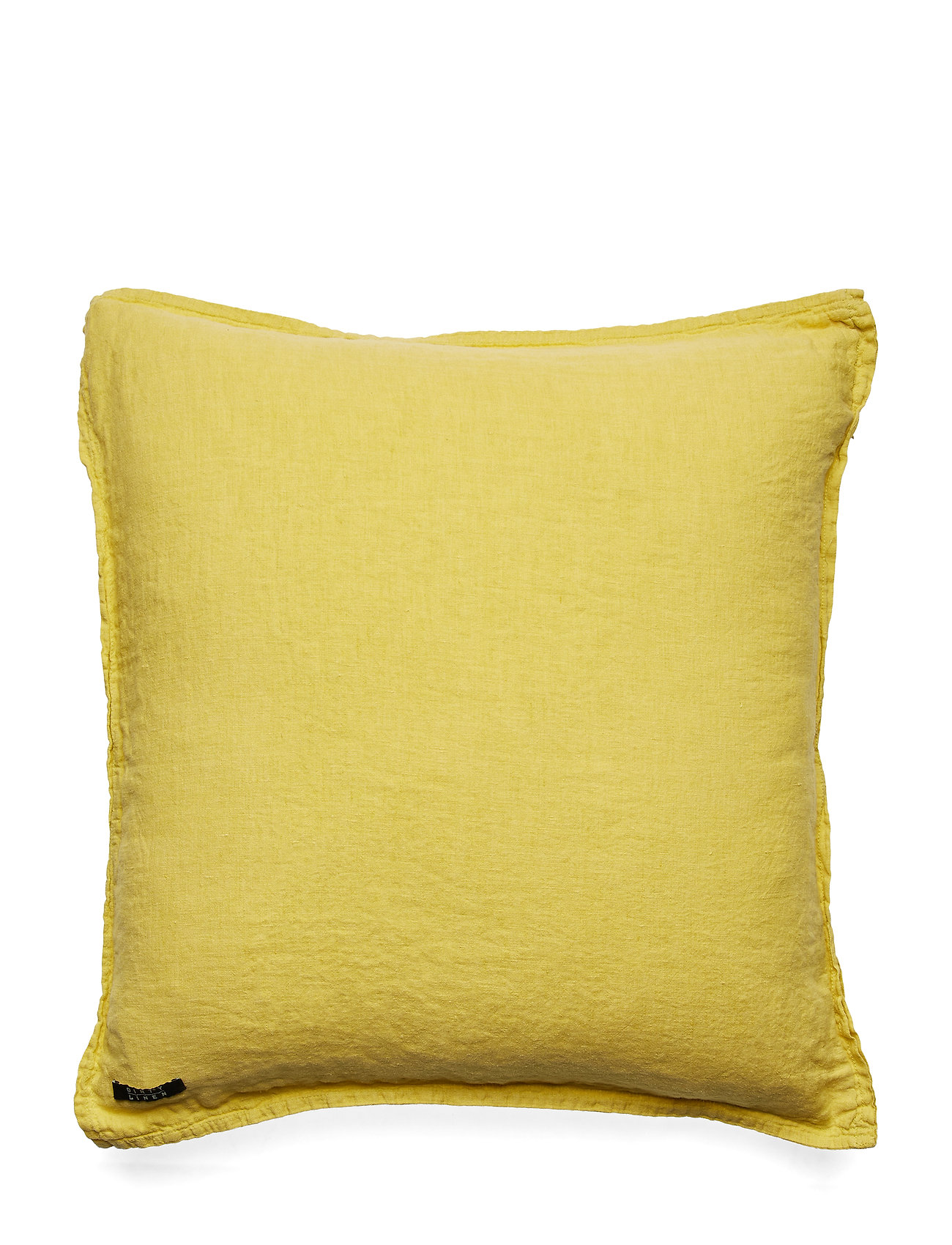 Dirty Linen Pure Decorative Cushion - SUNNY SIDE