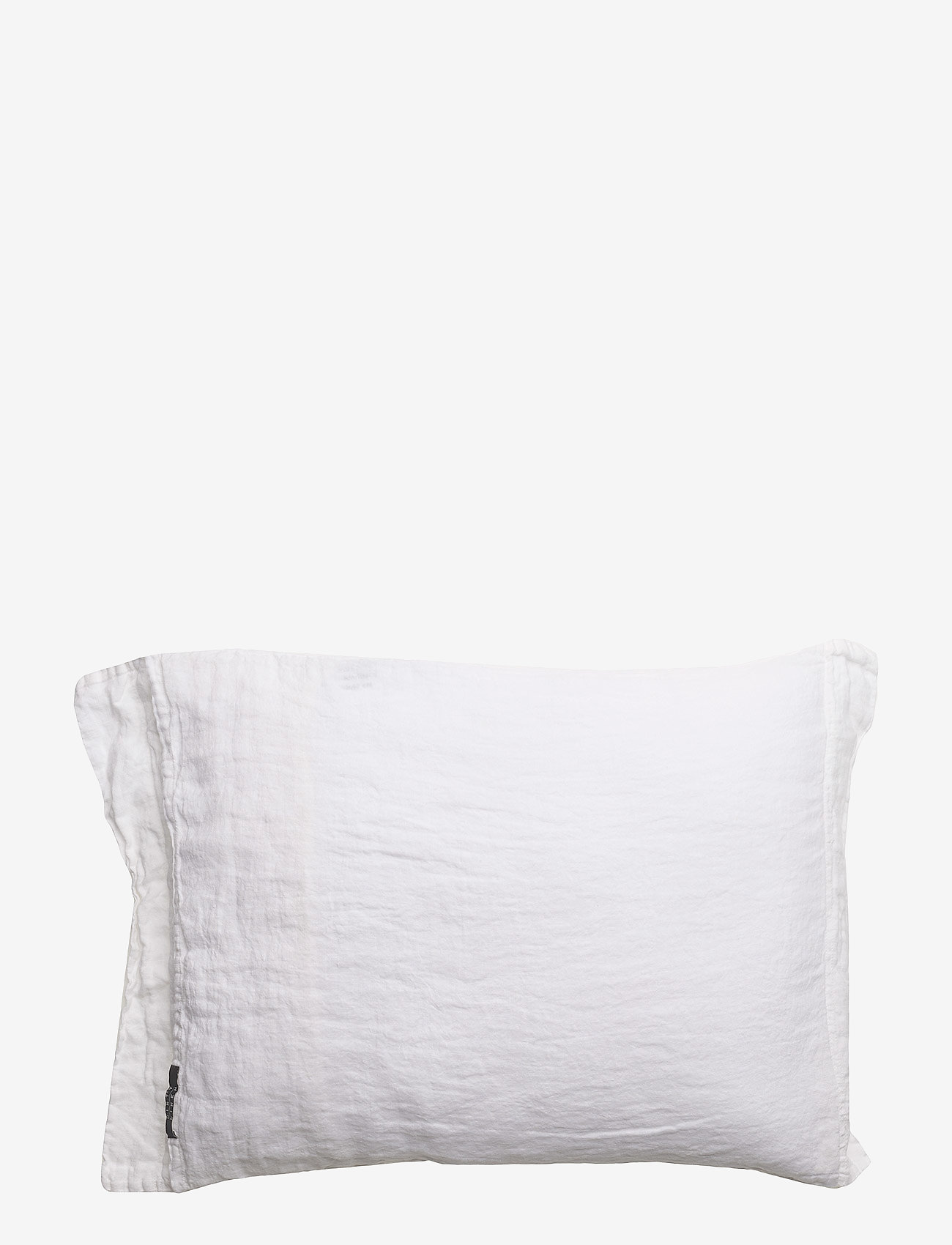 Dirty Linen - Animeaux Head Pillow case - tyynyliinat - very white