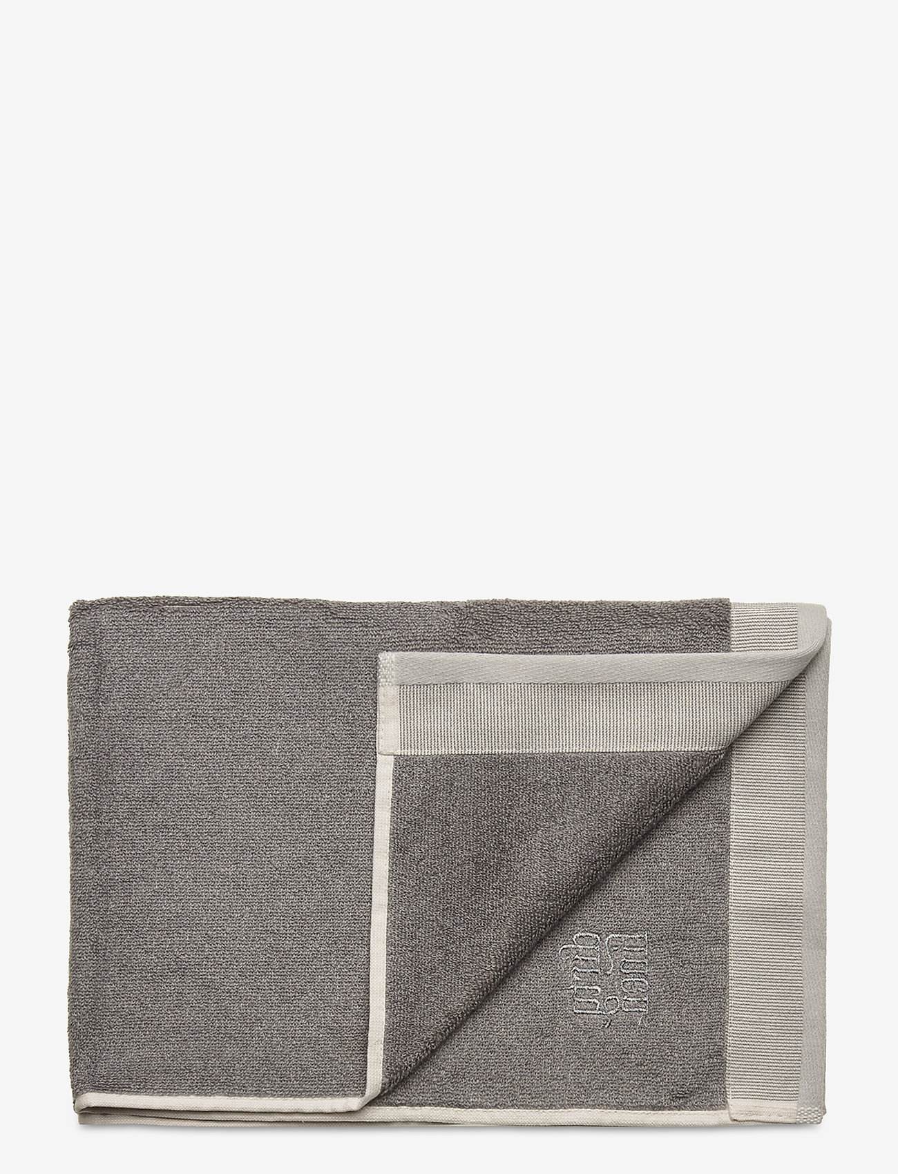 Dirty Linen - Terry R Eco Bath towel - towels - pine - 0