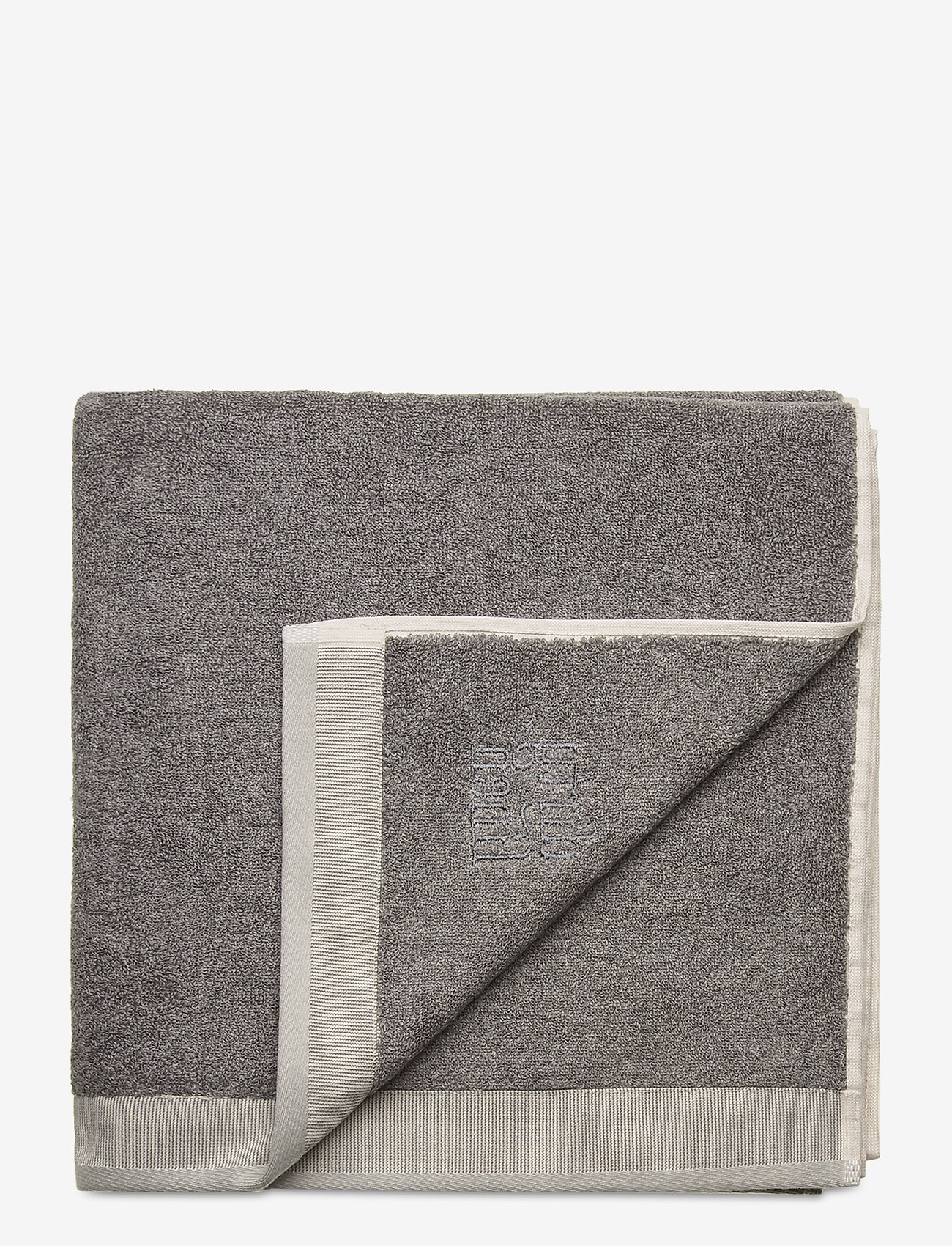 Dirty Linen - Terry R Eco Bath towel - towels - shark - 0
