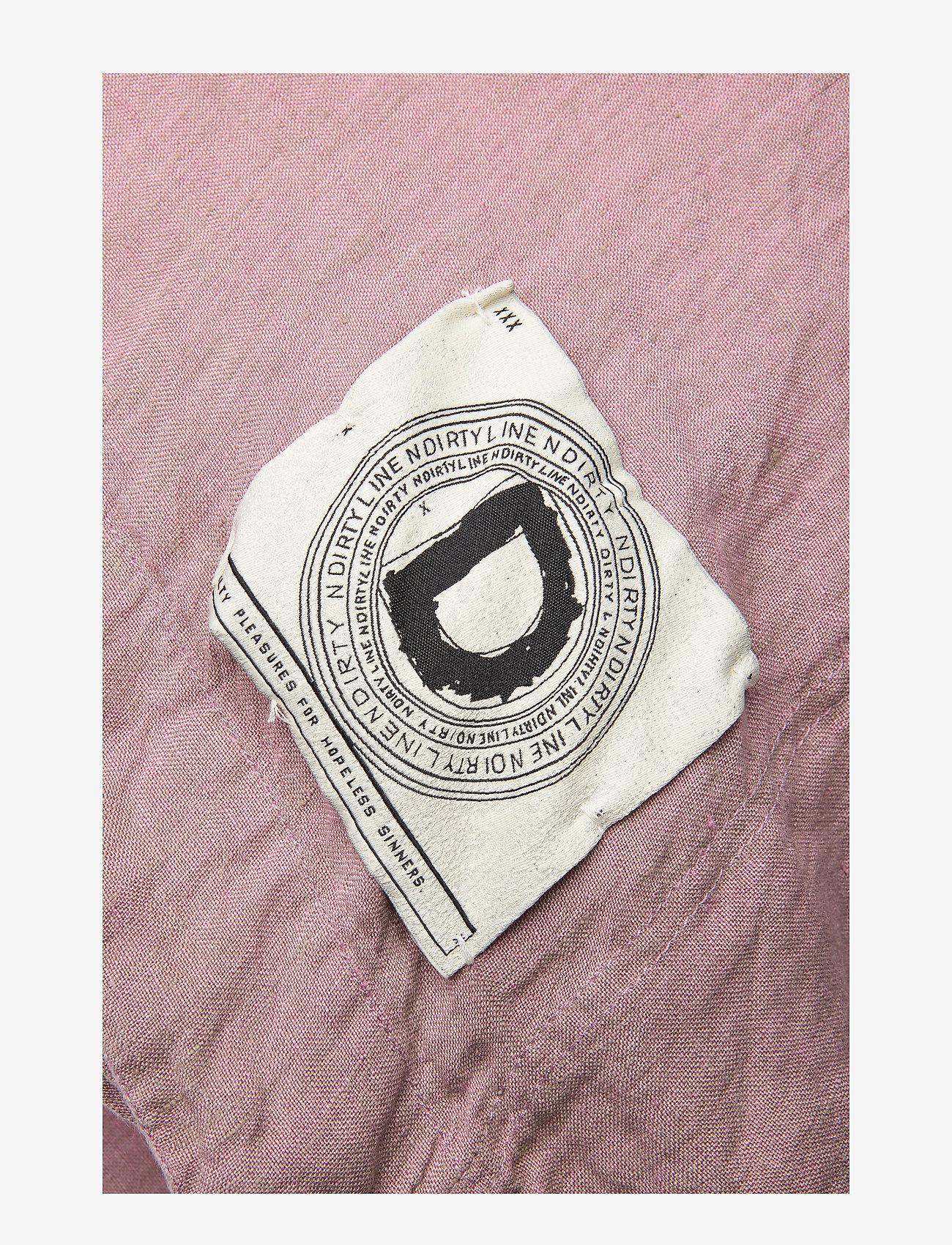 Dirty Linen Animeaux Duvetcover - Sovrum Pink Punsch