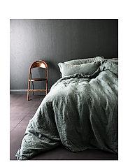 Dirty Linen - Animeaux Duvet Cover - peitot - pine - 0