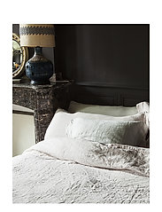 Dirty Linen - Animeaux Head Pillow case - tyynyliinat - pink blush - 0