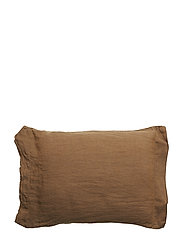 Animeaux Head Pillow case - TOBACCO