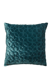 Webster Decorative Cushion - RICH TEAL