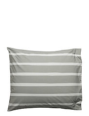 Randy Head Pillow case - STONE LIGHT GREY